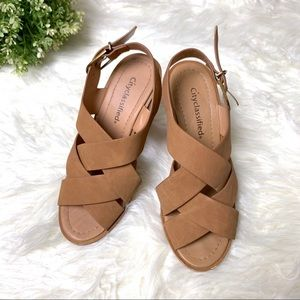 CITY CLASSIFIED wedges